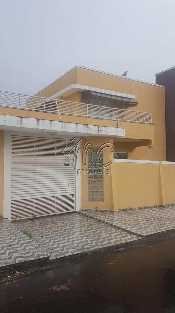 Sobrado em Sorocaba, bairro Jardim Eden Ville