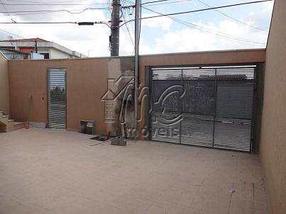 Sobrado em São Paulo, bairro Vila Santa Clara