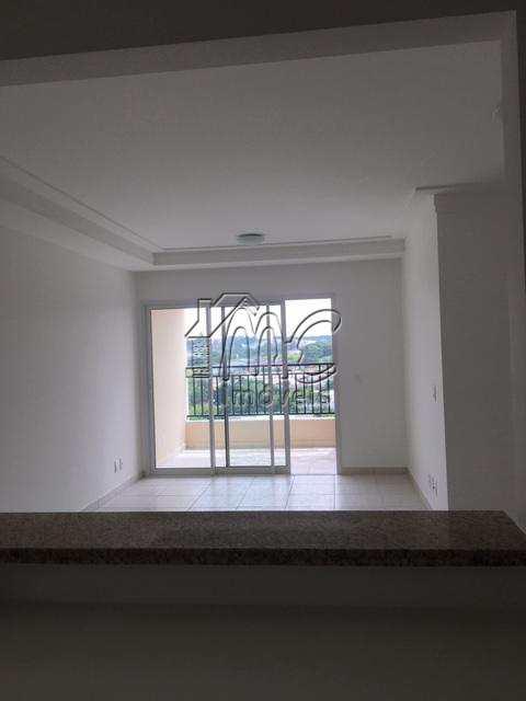 Apartamento em Sorocaba, bairro Além Ponte
