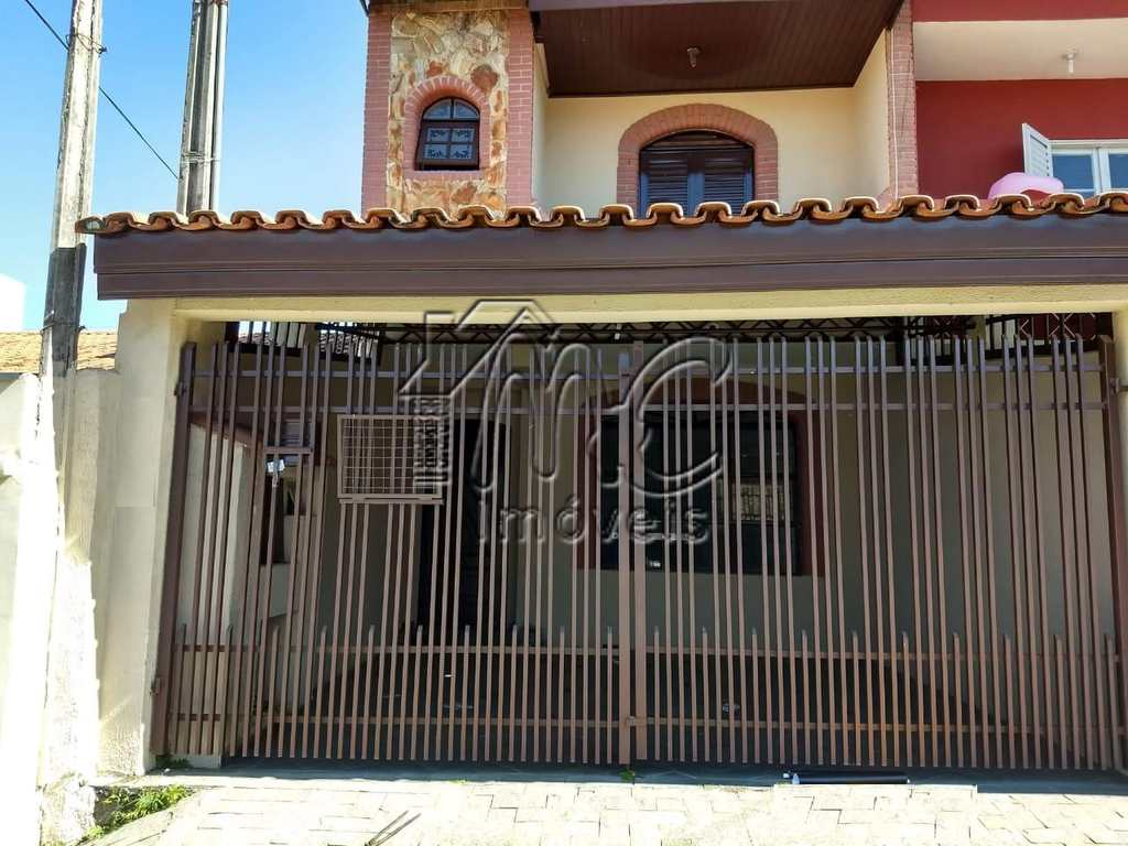 Sobrado em Sorocaba, bairro Jardim Itanguá