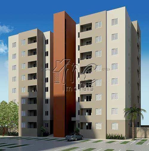 Apartamento em Sorocaba, bairro Jardim Bertanha