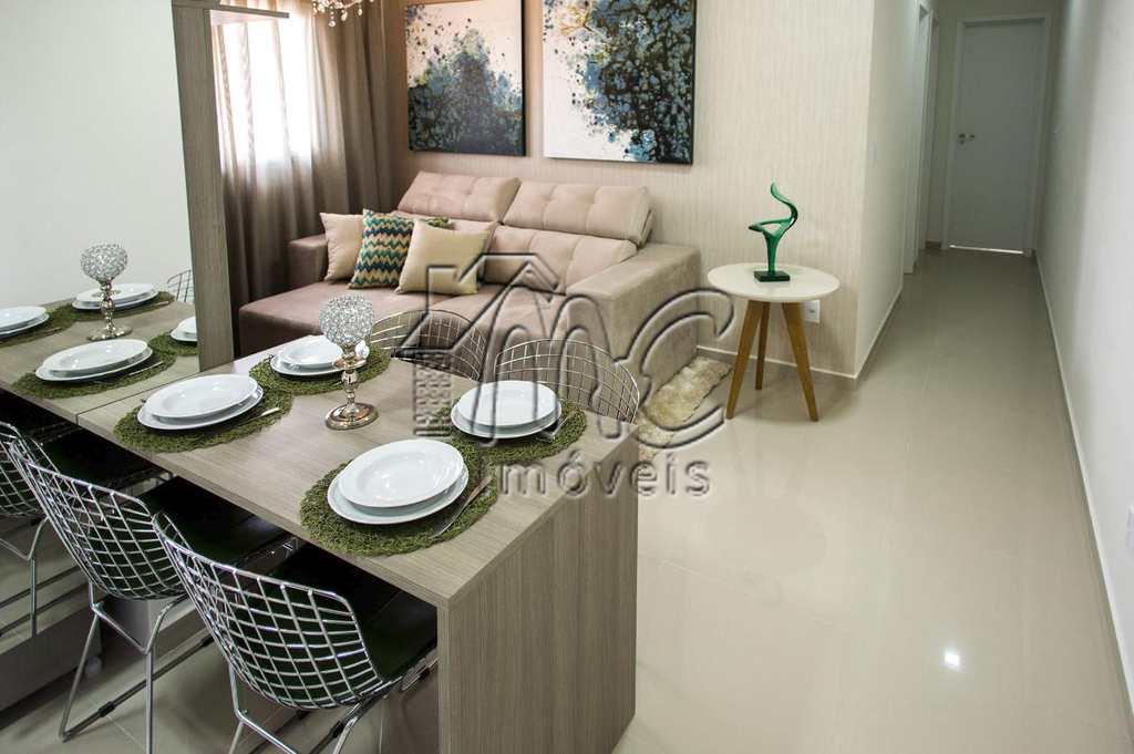 Apartamento em Sorocaba, bairro Vila Haro