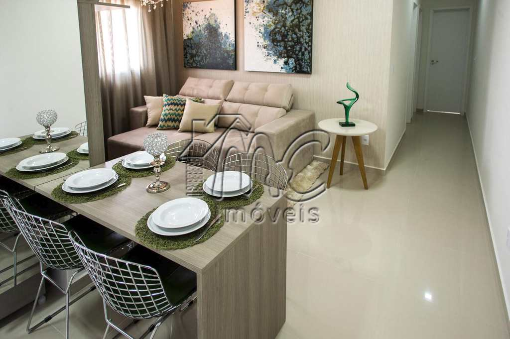 Apartamento em Sorocaba, no bairro Vila Haro