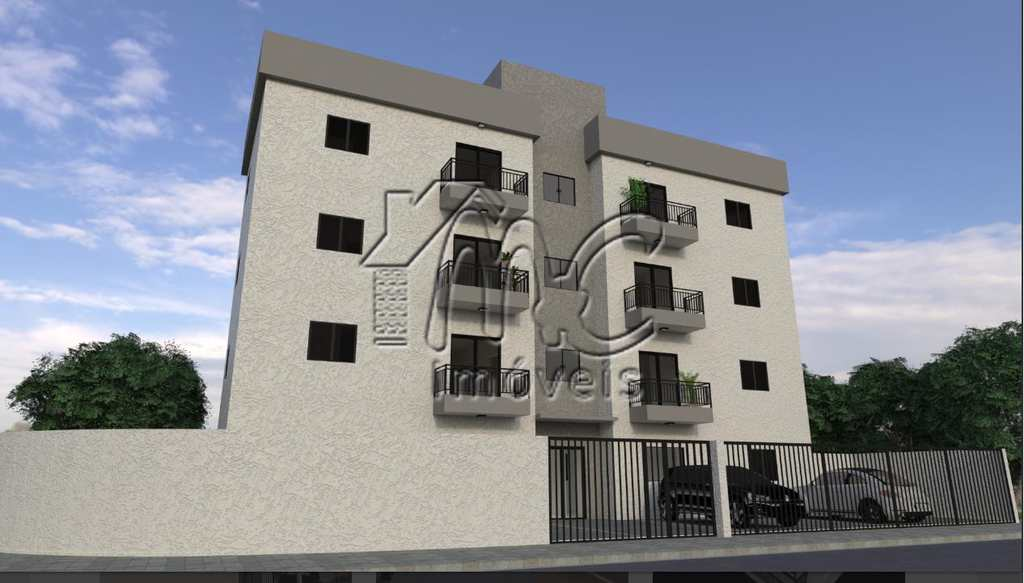 Apartamento em Sorocaba, bairro Jardim Piazza DI Roma