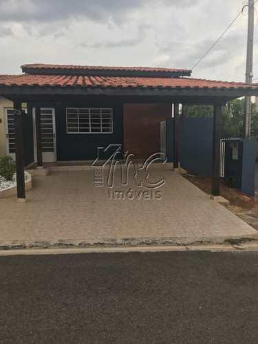 Casa de Condomínio, código CA7870 em Sorocaba, bairro Wanel Ville