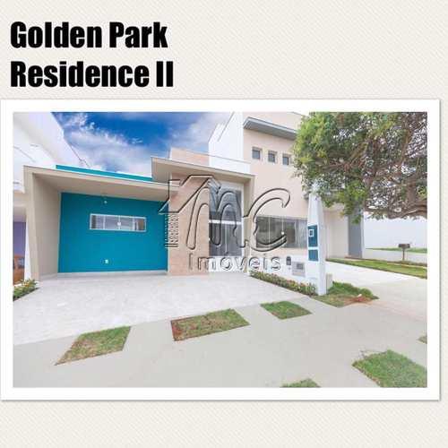 Casa de Condomínio, código CA7915 em Sorocaba, bairro Golden Park Residence II