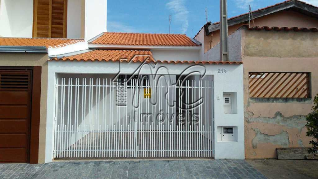 Casa em Sorocaba, bairro Jardim Astro