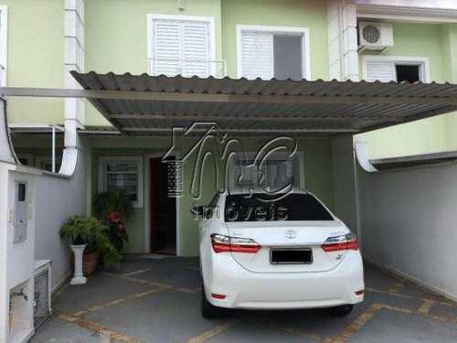 Sobrado de Condomínio, código SO7957 em Sorocaba, bairro Jardim Alvorada