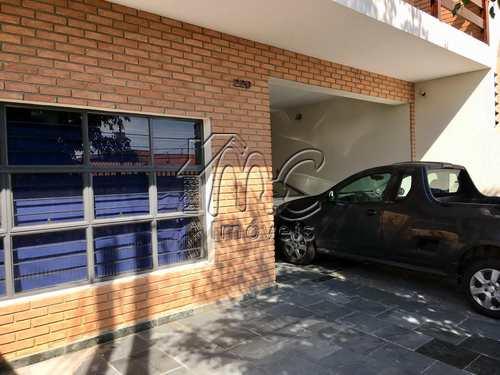 Sobrado, código SO7990 em Sorocaba, bairro Central Parque Sorocaba