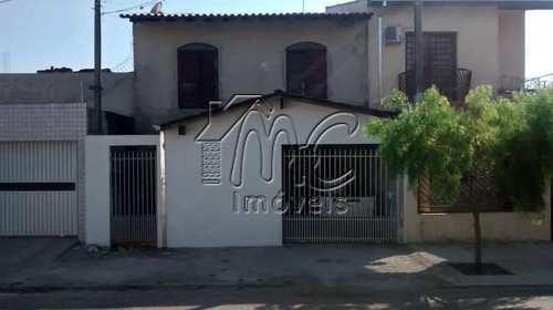Sobrado, código SO8122 em Sorocaba, bairro Vila Fiori