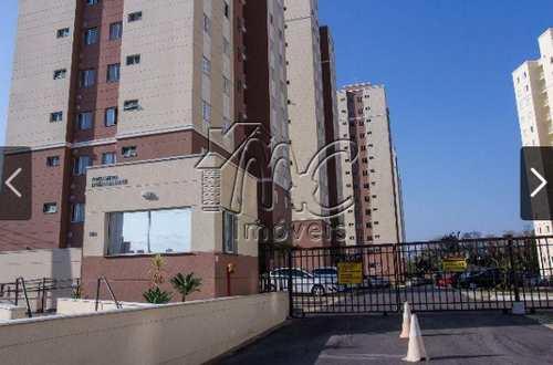 Apartamento, código AP8152 em Sorocaba, bairro Vila Odim Antão