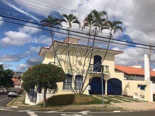 Sobrado, código SO8154 em Sorocaba, bairro Jardim Santa Rosália