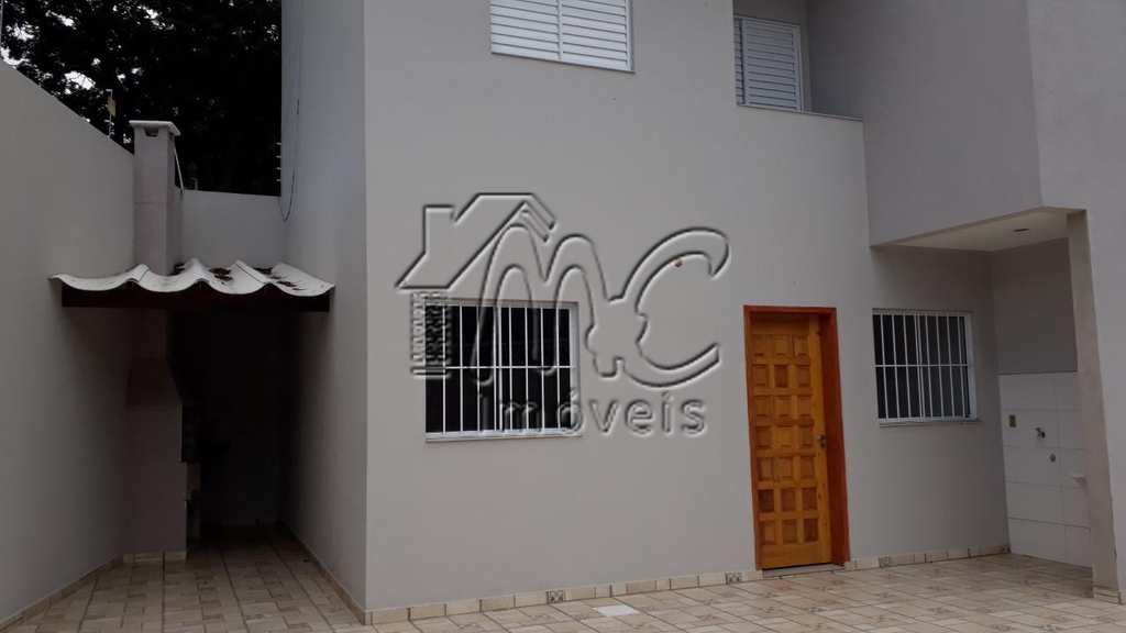 Sobrado em Sorocaba, no bairro Vila Mineirão