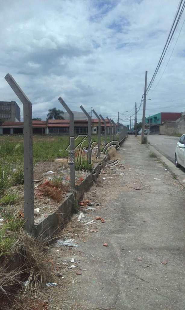 Área em Sorocaba, no bairro Vila São Jorge