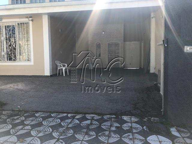 Sobrado em Sorocaba, no bairro Vila Trujillo