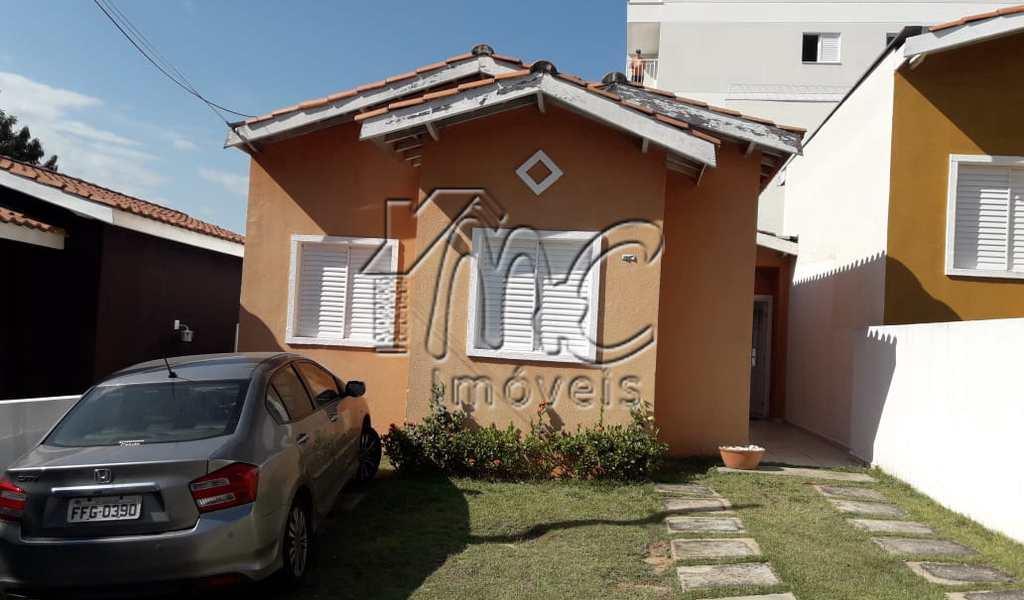 Casa de Condomínio em Sorocaba, bairro Vila Haro