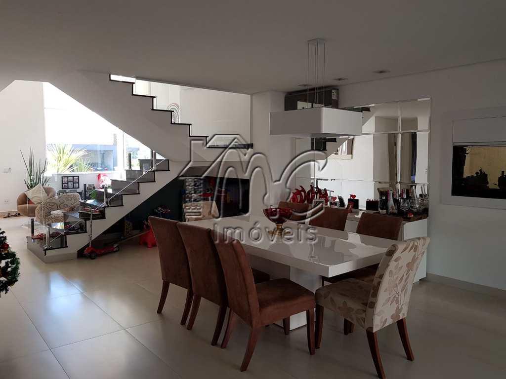 Sobrado de Condomínio em Sorocaba, no bairro Jardim Residencial Giverny