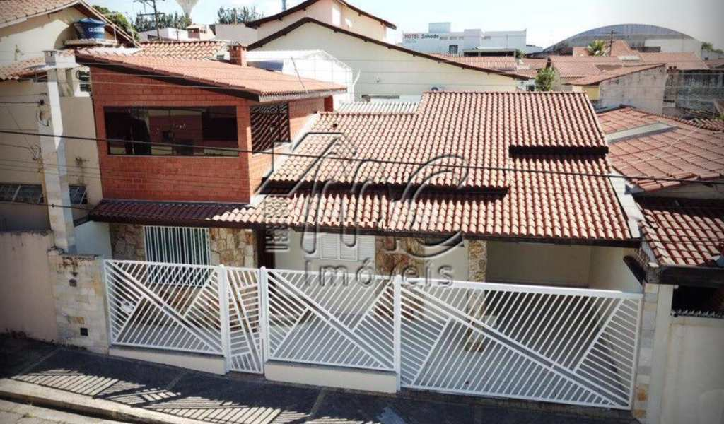 Casa em Sorocaba, bairro Vila Gabriel