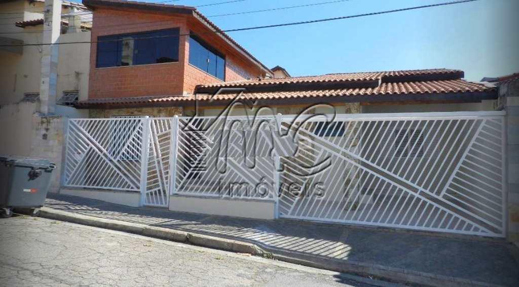 Casa em Sorocaba, no bairro Vila Gabriel