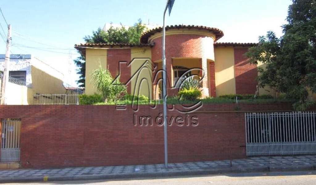 Casa em Sorocaba, bairro Jardim Emília