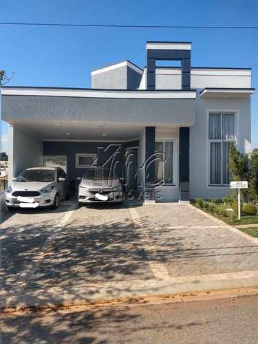 Casa de Condomínio, código CA8320 em Sorocaba, bairro Condomínio Golden Park Residence