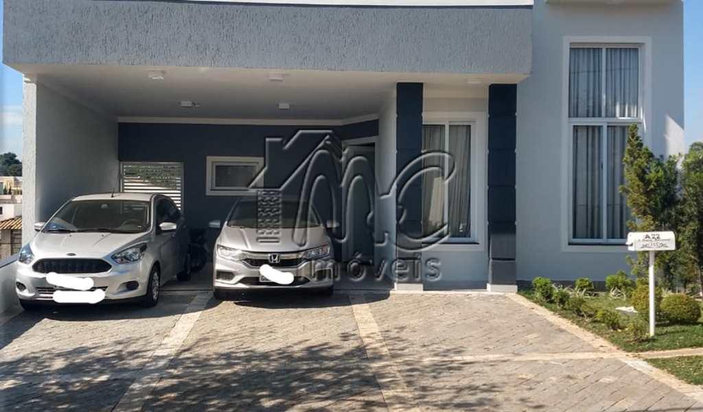 Casa de Condomínio em Sorocaba, bairro Condomínio Golden Park Residence