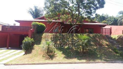 Casa de Condomínio, código CA8325 em Cotia, bairro Granja Caiapiá