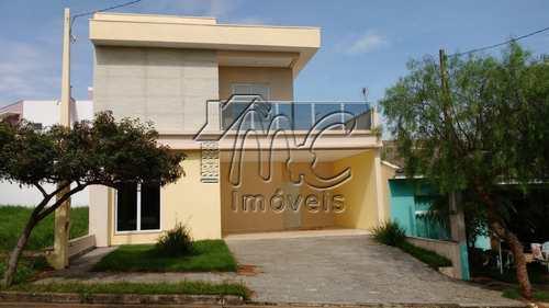 Casa de Condomínio, código SO8349 em Sorocaba, bairro Jardim Golden Park Residencial