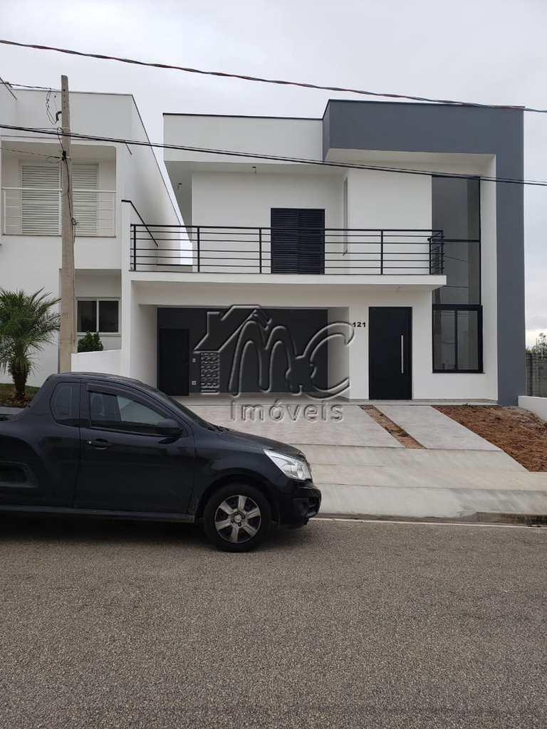 Sobrado de Condomínio em Sorocaba, no bairro Alto da Boa Vista