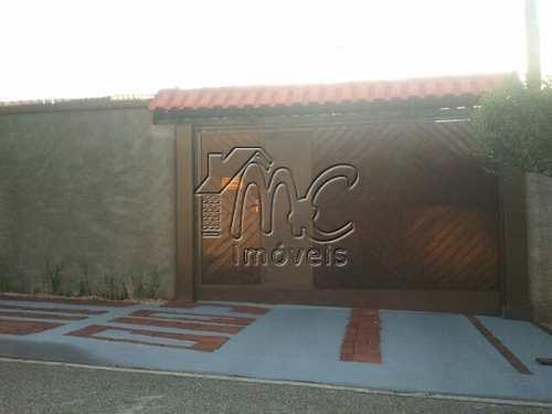 Casa, código CA8456 em Sorocaba, bairro Wanel Ville