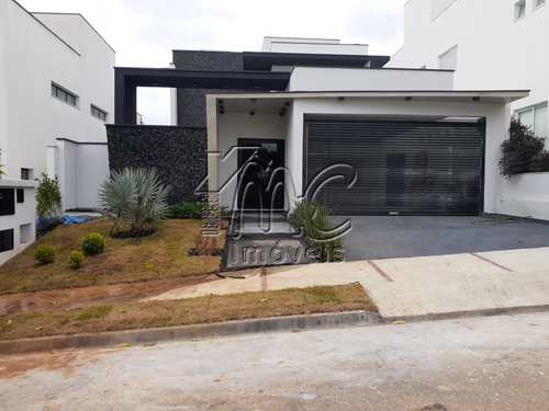 Sobrado de Condomínio, código SO8505 em Sorocaba, bairro Jardim Residencial Giverny