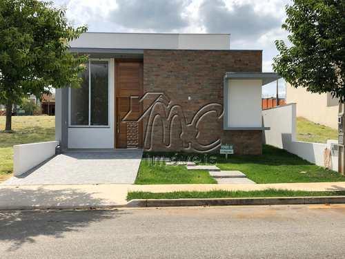 Casa de Condomínio, código CA8507 em Sorocaba, bairro Cajuru do Sul