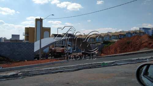 Terreno de Condomínio, código TE8535 em Sorocaba, bairro Jardim Vila São Domingos