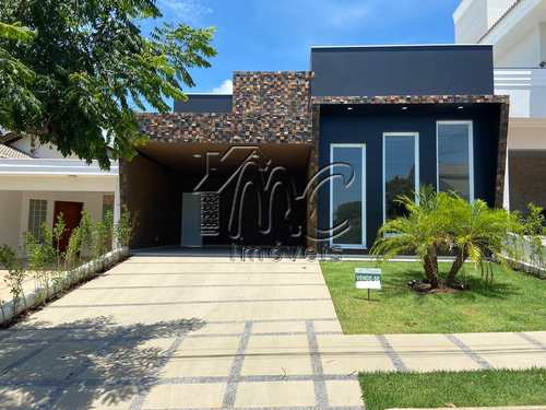 Casa de Condomínio, código CA8708 em Araçoiaba da Serra, bairro Centro