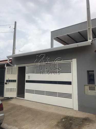Casa, código CA8721 em Sorocaba, bairro Jardim Abaeté