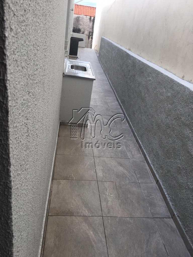 Casa em Sorocaba, no bairro Jardim Atílio Silvano