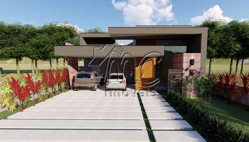 Casa de Condomínio, código CA8767 em Votorantim, bairro Parque Santa Márcia