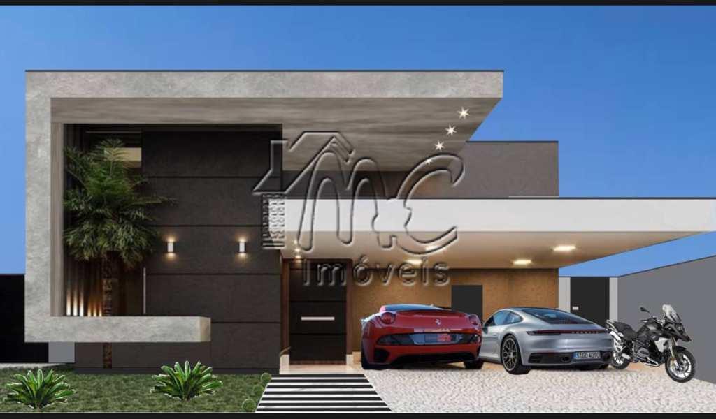 Casa de Condomínio em Votorantim, bairro Alphaville Nova Esplanada