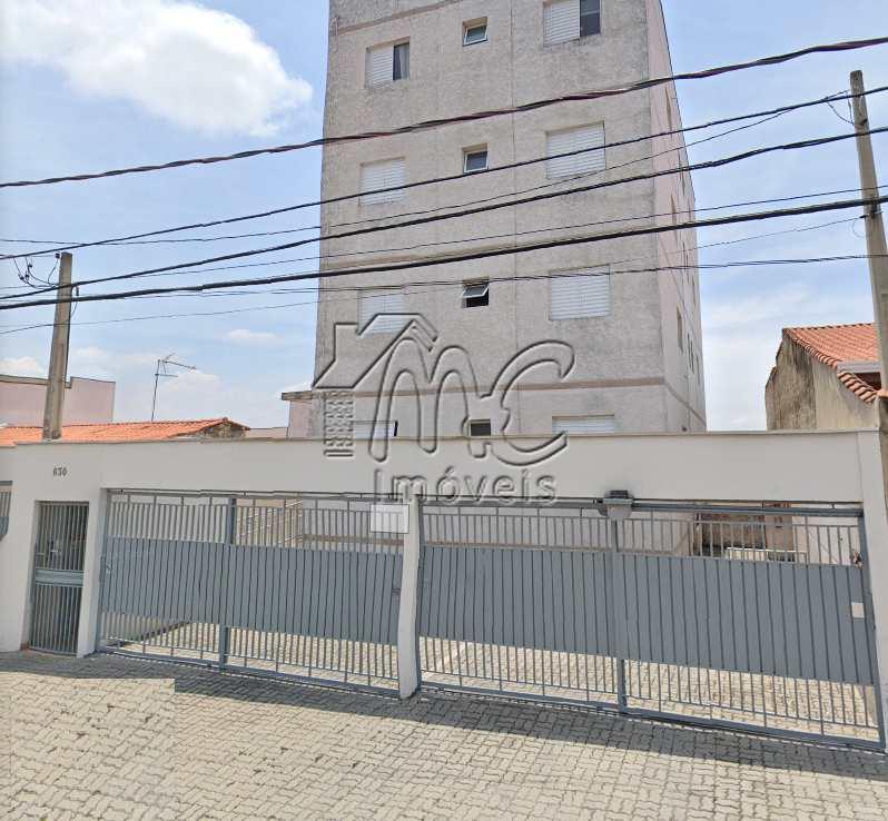 Apartamento em Sorocaba, no bairro Jardim Itanguá
