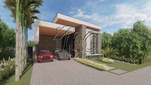 Casa de Condomínio, código CA9078 em Votorantim, bairro Alphaville Nova Esplanada