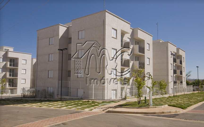 Apartamento em Sorocaba, no bairro Jardim Maria Eugênia