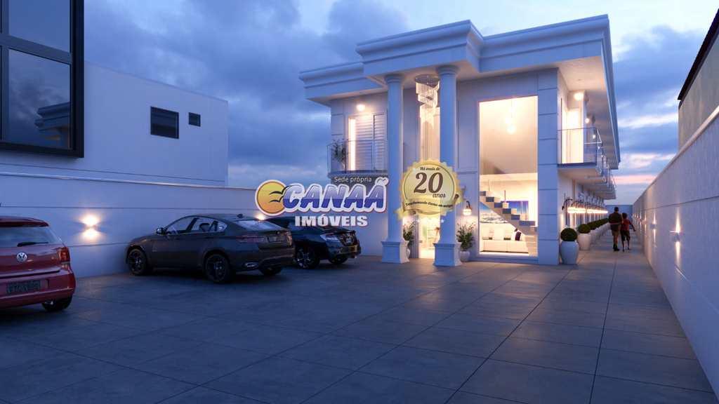 Condomínio em Itanhaém, no bairro Cibratel II