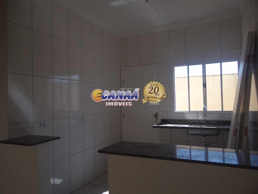 Sobrado de Condomínio em Itanhaém, no bairro Cibratel II