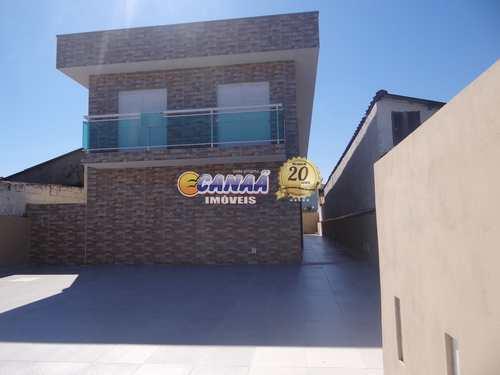 Sobrado de Condomínio, código 7155 em Mongaguá, bairro Vila Atlântica
