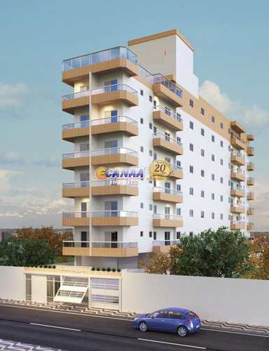Apartamento, código 7140 em Praia Grande, bairro Canto do Forte