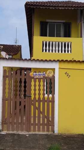 Sobrado, código 7083 em Mongaguá, bairro Balneário Itaguai