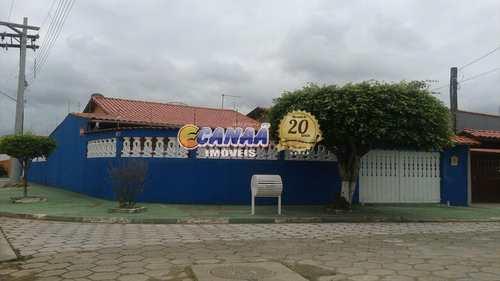 Casa, código 7060 em Itanhaém, bairro Balneário das Palmeiras