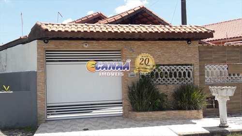 Casa, código 7044 em Mongaguá, bairro Balneário Jussara