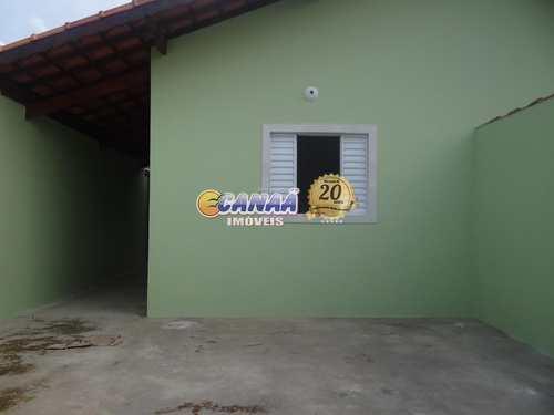 Casa, código 7042 em Mongaguá, bairro Balneário Jussara