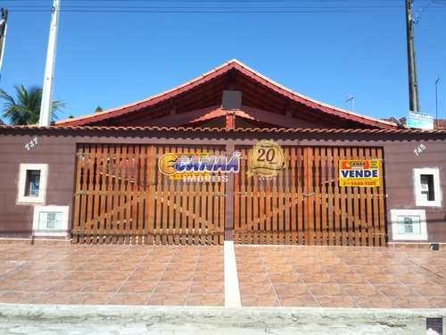 Casa, código 7036 em Mongaguá, bairro Agenor de Campos